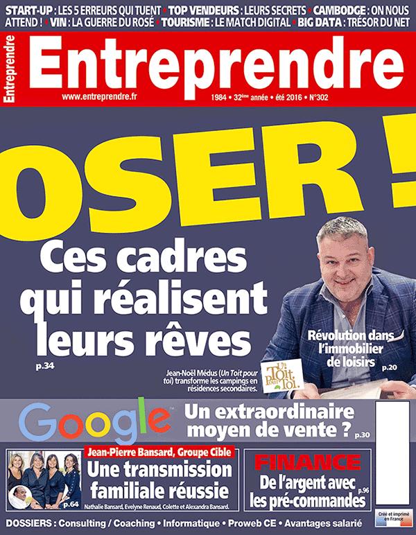 Jean-Pierre Bansard, un entrepreneur de génie