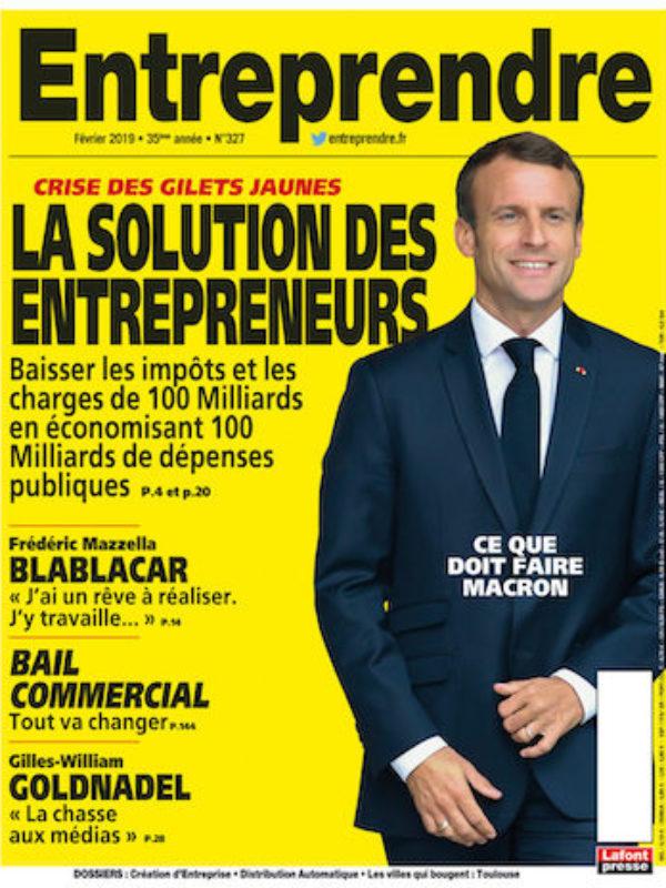 entreprendre magazine