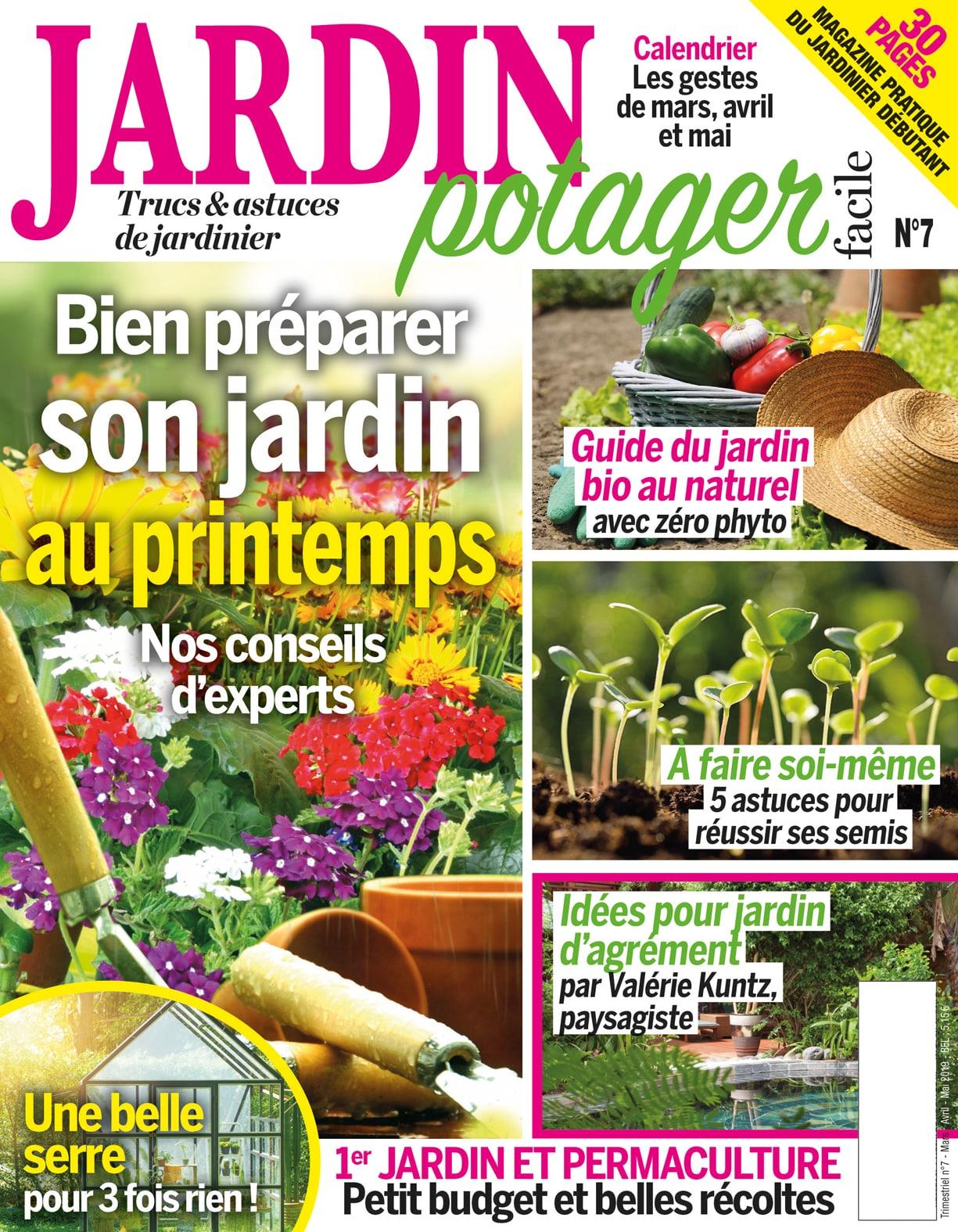 Jardin potager facile n 07 lafont presse - Jardin facile ...