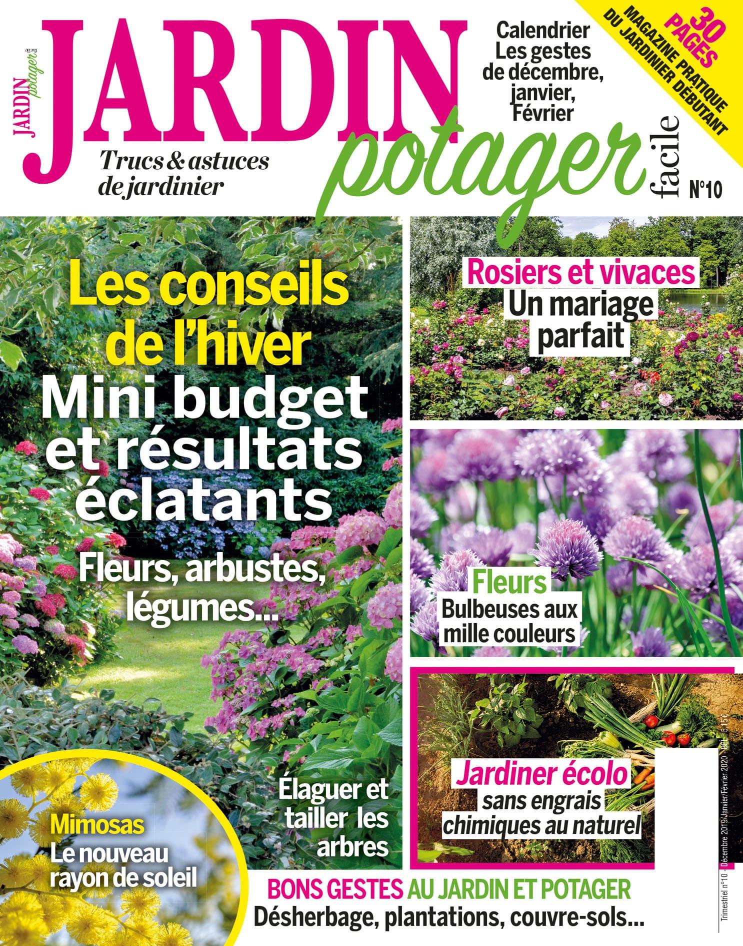 Le Jardin Potager En Janvier jardin potager facile n°10